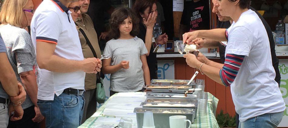 """AGAPE Onlus celebra i primi 20 anni con un gelato """"solidale"""""""