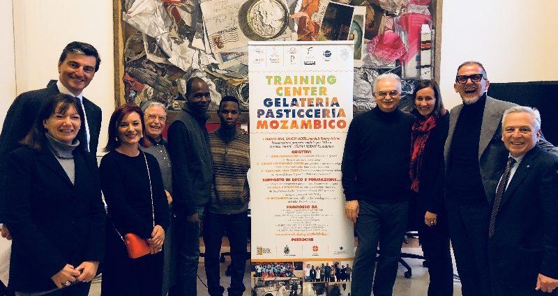 Il Gelato si fa impresa solidale in Mozambico