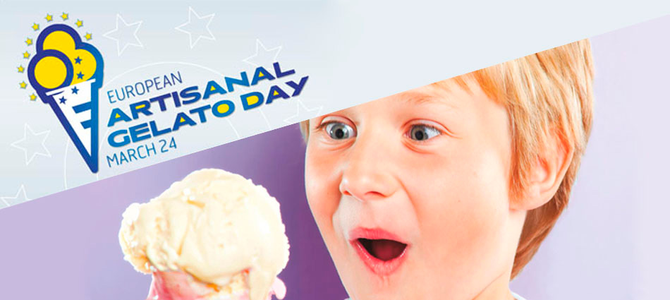24 th of march 2014: 2 nd European Artisan Gelato Day