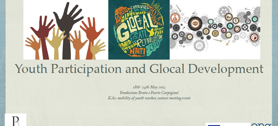 Youth Participation and Glocal Development