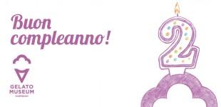 Cerimonia inaugurale: Buon 2° Compleanno Gelato Museum